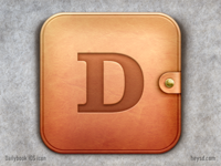 Dailybook iOS icon