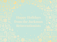 Jackman Holiday Card