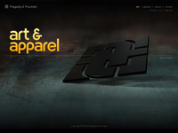 Tragedy & Triumph Homepage