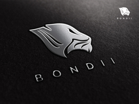 Bondii - part 1: main logo design