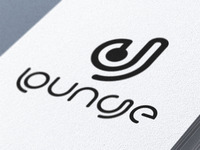 DJ Lounge Final Logo Design