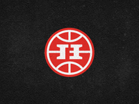 Hoops Family Monogram - logomark