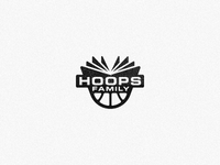 Hoops Family Logo Concept