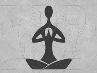 Yoga Logo Construction stage