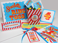 Baby Birthday Party Packet