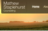 Navigation for Mathew Staplehurst Counselling