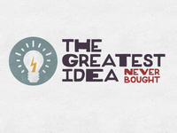 The Greatest Idea Never Bought