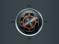 UI WIP Joystick button
