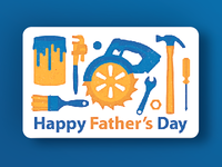 Father's Day Walmart Gift Card