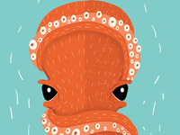 Octopus (Skateboard Project)