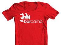 BarCamp T-Shirt Design
