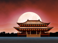 Confucius Temple Level Design - Lingual iPad app