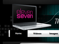 elevenseven.co.uk screenshot