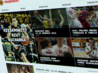 BasketBall Prospects - Redesign - Home Page