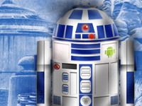 R2-D2 Work in Progress