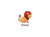 Lion Mark @Peelapp(colored)