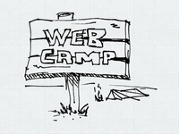 Afraid of the Internet? Attend web camp!