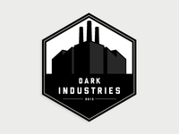 Dark Industries logo