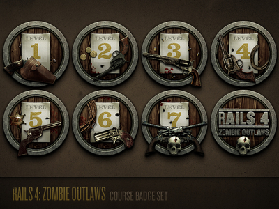 Zombie Outlaws Lob Law Bomb