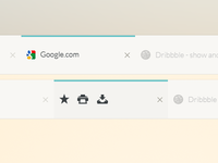Chrome Tabs Revised
