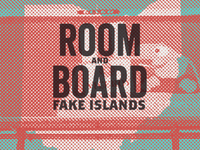 Room & Board Poster (Local Love Series)