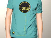 saa shirt design (front)