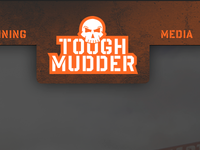 Tough Mudder Re-Brand (logo / website)