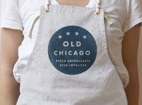Old Chicago Restaurant rebrand - reject