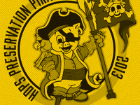Piggly Wiggly Pirate