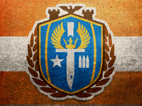 Saint of Warfare BF3 Platoon Emblem
