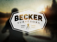 Becker Surveyors Logo