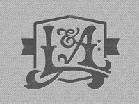 Lion & Anvil Monogram