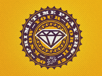 PTP Diamond Badge