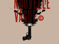 Nouvelle Vague + Sheriff poster