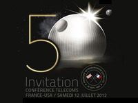 Invitation France USA