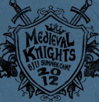 Summer camp Theme Tshirt
