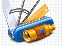 SimpleGeo tools icon