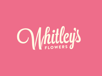 Whitley's Flowers with color