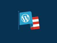 WordPress Flag