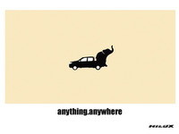 Toyota Hilux - Anything anywhere
