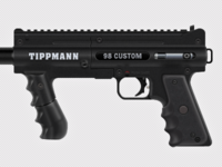Tippmann 98: Paintball