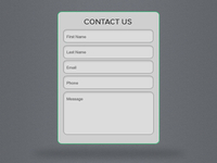 Dribbble_contact_form_teaser