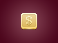 iPhone Money Icon