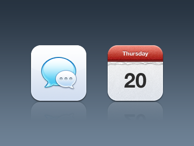 Messages_calendar