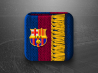 Fc Barcelona Fan Ios Icon