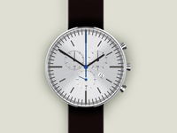 Uniform Wares 302 Series Watch