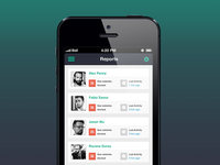 Mobile Security Iphone App