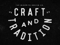 Craft And Tradtion