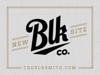 New BlkSmith Site
