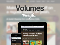 Volumes Theme